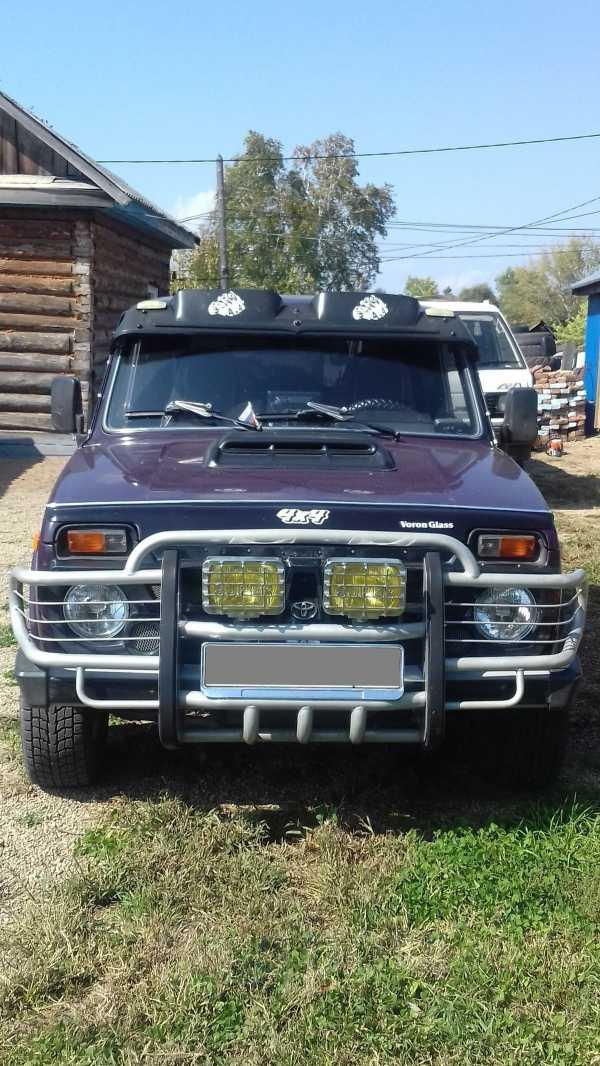 Лада 4x4 2121 Нива, 2003 год, 350 000 руб.