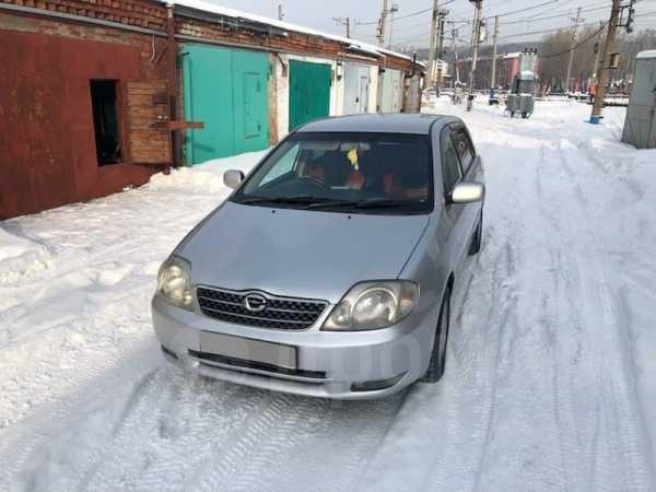 Toyota Corolla Runx, 2002 год, 320 000 руб.
