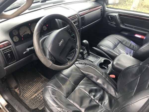 Jeep Grand Cherokee, 2002 год, 350 000 руб.