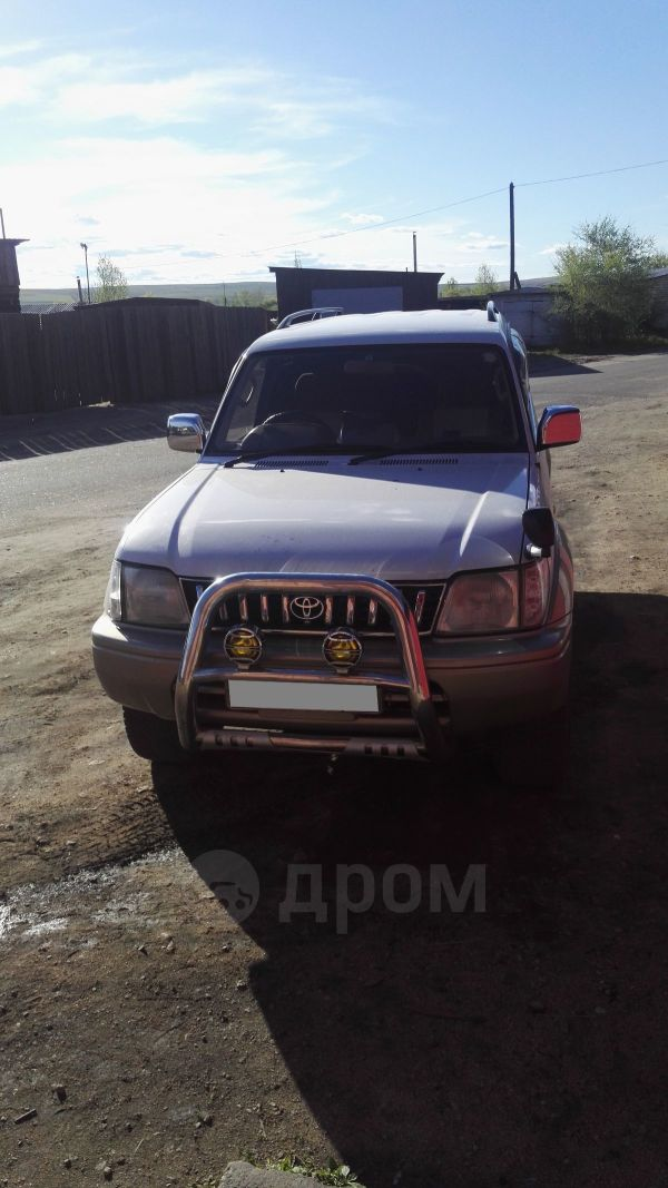 Toyota Land Cruiser Prado, 2000 год, 780 000 руб.