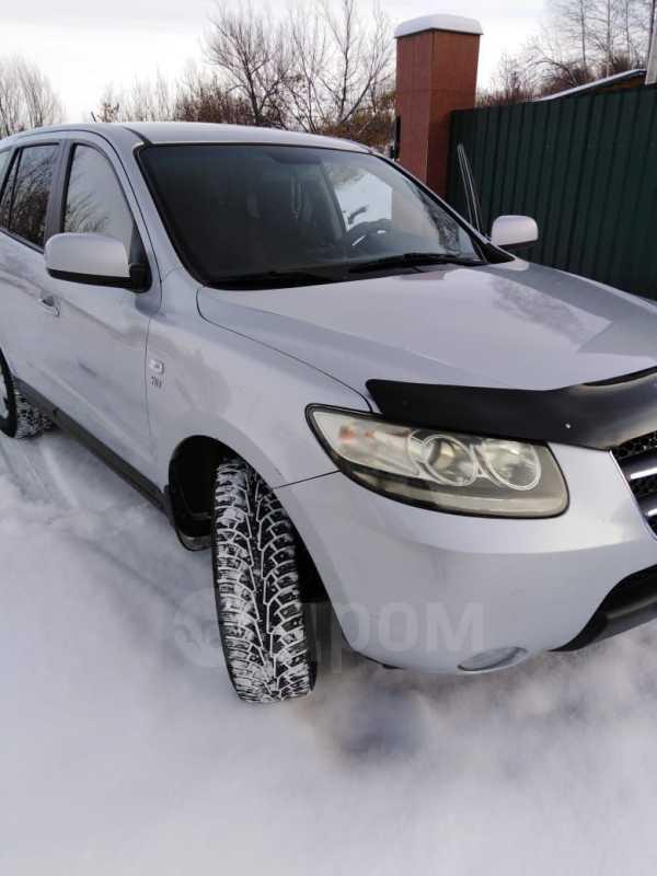 Hyundai Santa Fe, 2009 год, 740 000 руб.