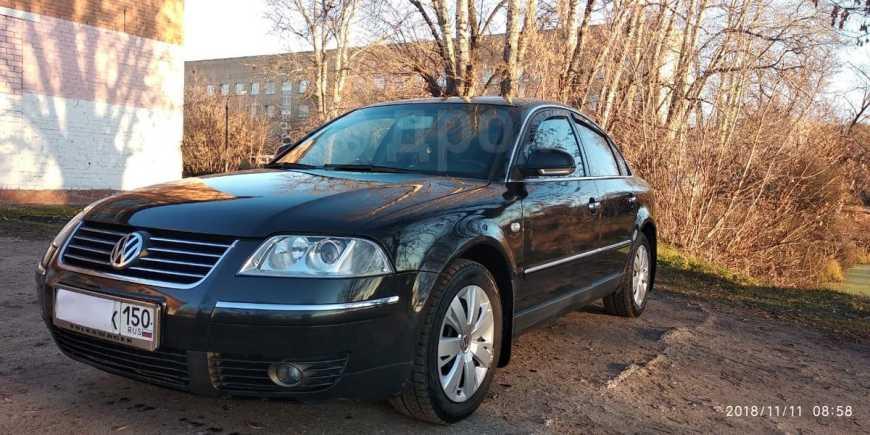 Volkswagen Passat, 2003 год, 350 000 руб.