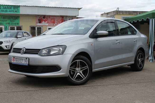 Volkswagen Polo, 2015 год, 615 000 руб.