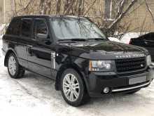 Land Rover Range Rover, 2009 г., Новосибирск