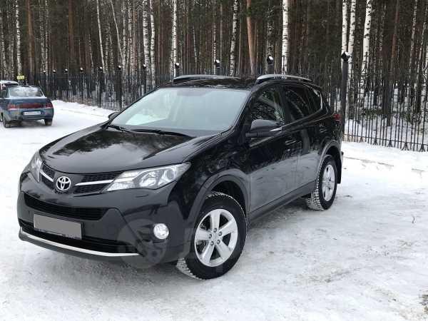 Toyota RAV4, 2014 год, 1 410 000 руб.
