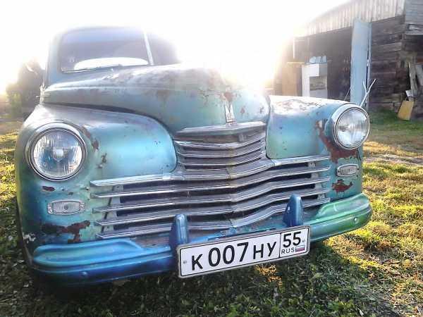 ГАЗ Победа, 1957 год, 110 000 руб.