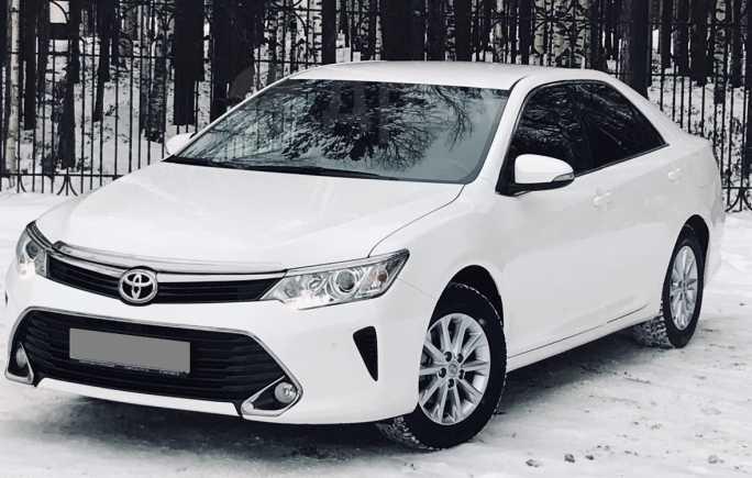 Toyota Camry, 2016 год, 1 320 000 руб.