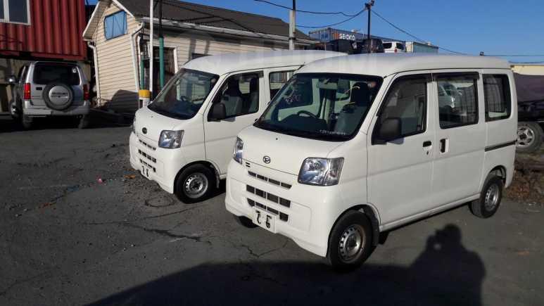 Daihatsu Hijet, 2015 год, 299 000 руб.