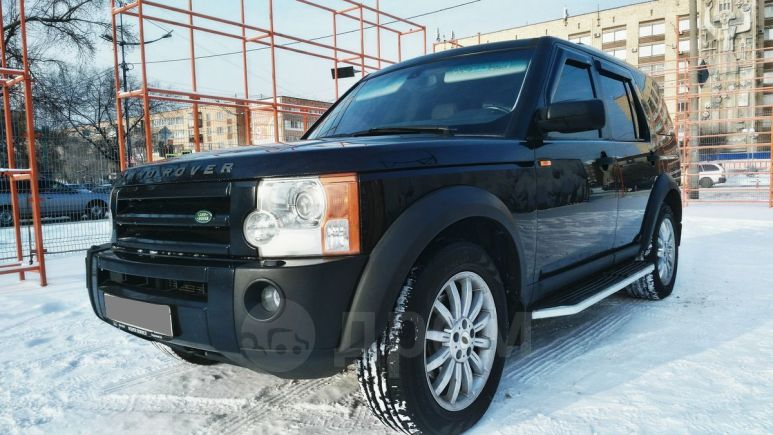 Land Rover Discovery, 2007 год, 799 000 руб.