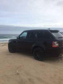Большой Камень Range Rover Sport