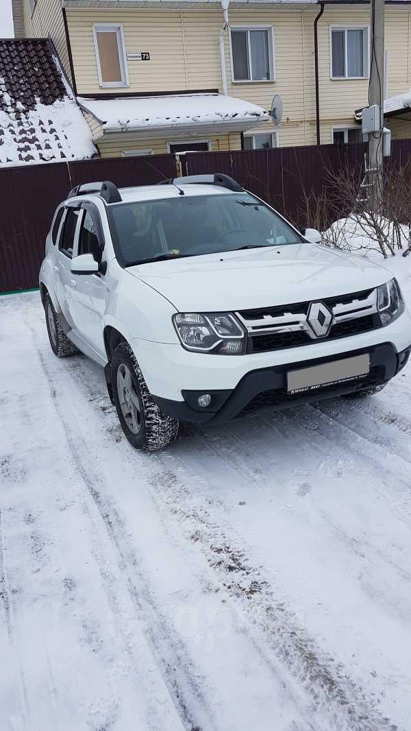 Renault Duster, 2016 год, 820 000 руб.