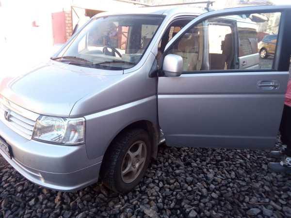 Honda Stepwgn, 2002 год, 400 000 руб.