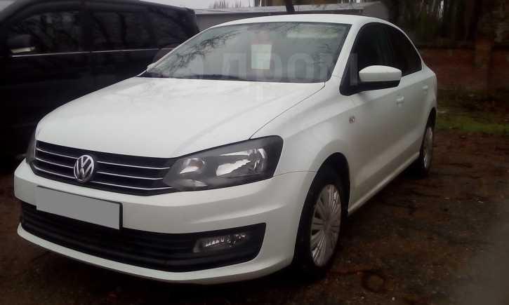 Volkswagen Polo, 2016 год, 585 000 руб.