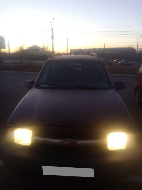 Chevrolet Tracker, 2000 год, 335 000 руб.