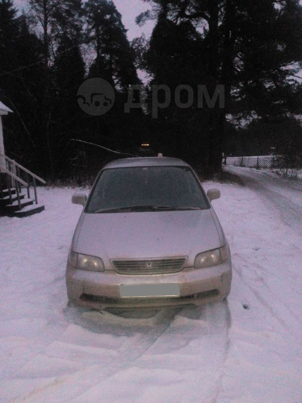 Honda Odyssey, 1997 год, 130 000 руб.