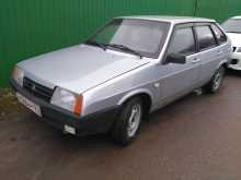 ВАЗ (Лада) 2109, 2000 г., Краснодар