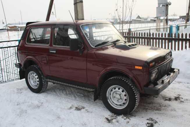 Лада 4x4 2121 Нива, 2001 год, 200 000 руб.