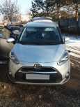 Toyota Sienta, 2015 год, 850 000 руб.