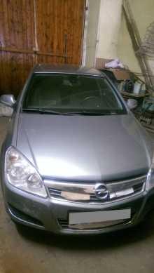 Тегульдет Opel Astra 2013