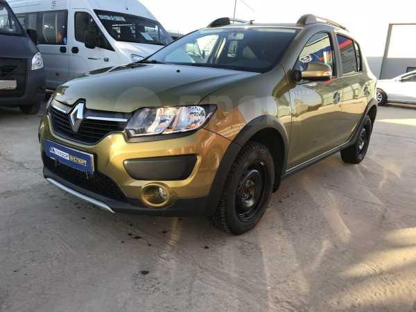 Renault Sandero, 2017 год, 648 000 руб.