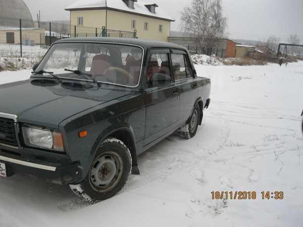 Лада 2107, 2010 год, 106 000 руб.