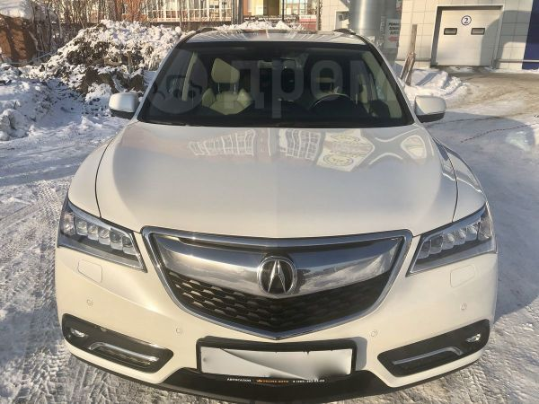 Acura MDX, 2014 год, 2 355 000 руб.