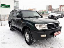 Toyota Land Cruiser, 1999 г., Тюмень