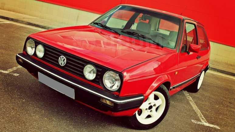 Volkswagen Golf, 1987 год, 165 000 руб.