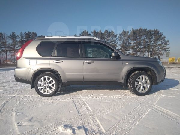 Nissan X-Trail, 2011 год, 925 000 руб.