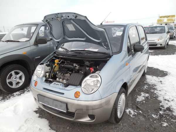 Daewoo Matiz, 2015 год, 255 000 руб.