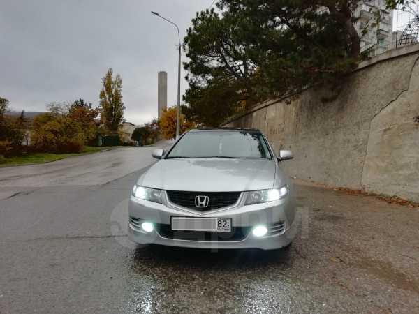 Honda Accord, 2006 год, 540 000 руб.