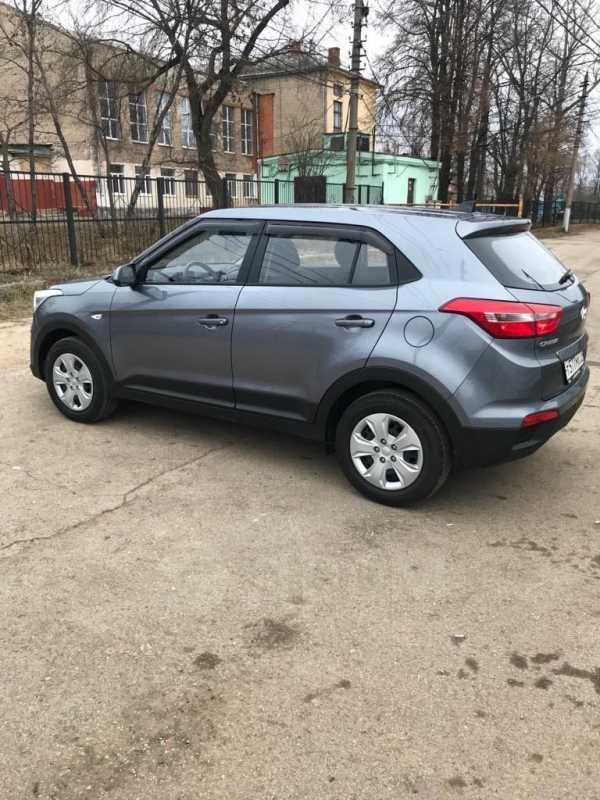 Hyundai Creta, 2016 год, 970 000 руб.