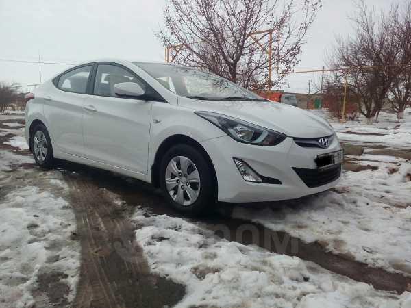 Hyundai Elantra, 2015 год, 1 000 000 руб.