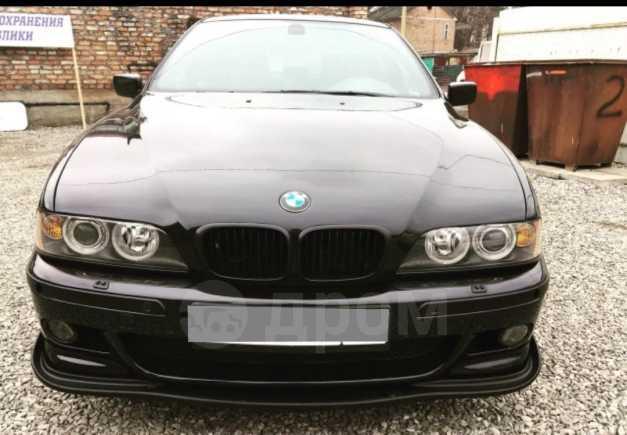 BMW 5-Series, 2002 год, 655 000 руб.