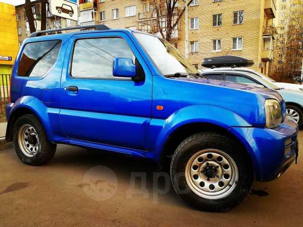 Suzuki Jimny, 2006 год, 445 000 руб.