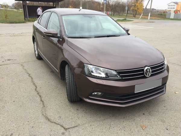 Volkswagen Jetta, 2016 год, 715 000 руб.
