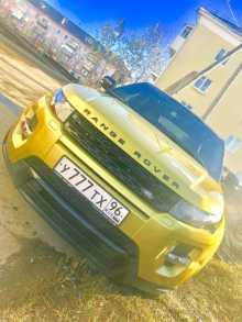 Краснотурьинск Range Rover Evoque