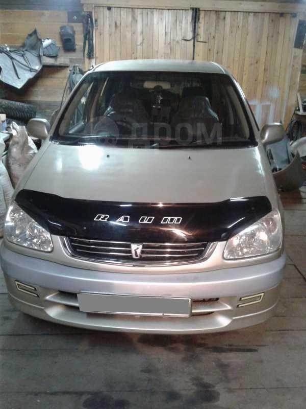 Toyota Raum, 2002 год, 260 000 руб.