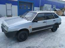 ВАЗ (Лада) 2109, 1998 г., Красноярск