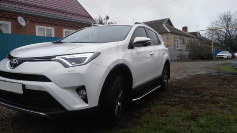 Toyota RAV4, 2018 год, 1 620 000 руб.