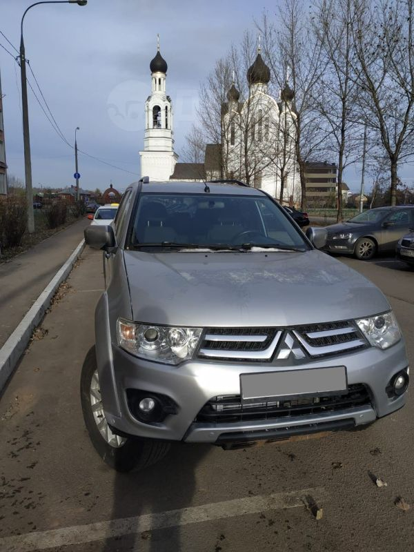 Mitsubishi Pajero Sport, 2013 год, 1 180 000 руб.
