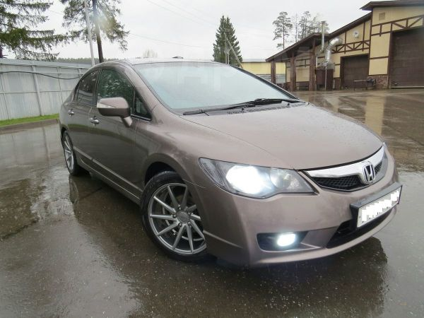 Honda Civic, 2009 год, 485 000 руб.