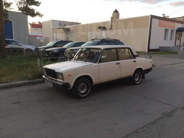 Лада 2107, 1996 год, 30 000 руб.