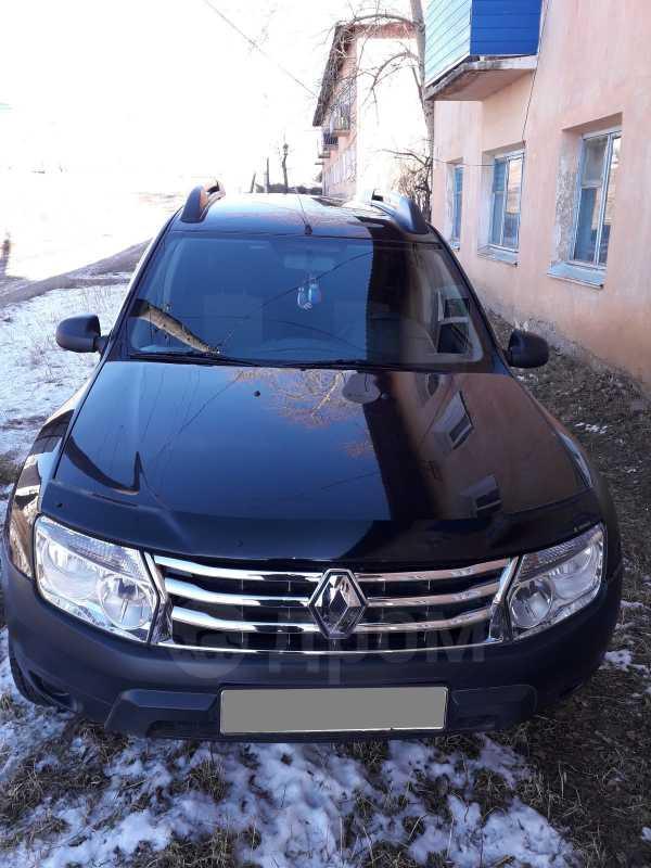 Renault Duster, 2014 год, 670 000 руб.