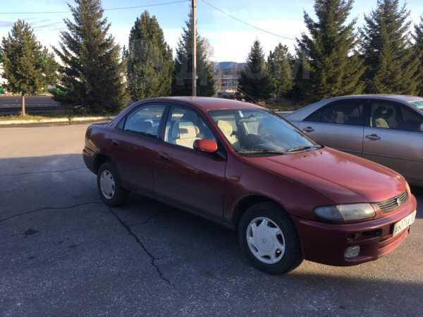 Mazda 323, 1998 год, 170 000 руб.