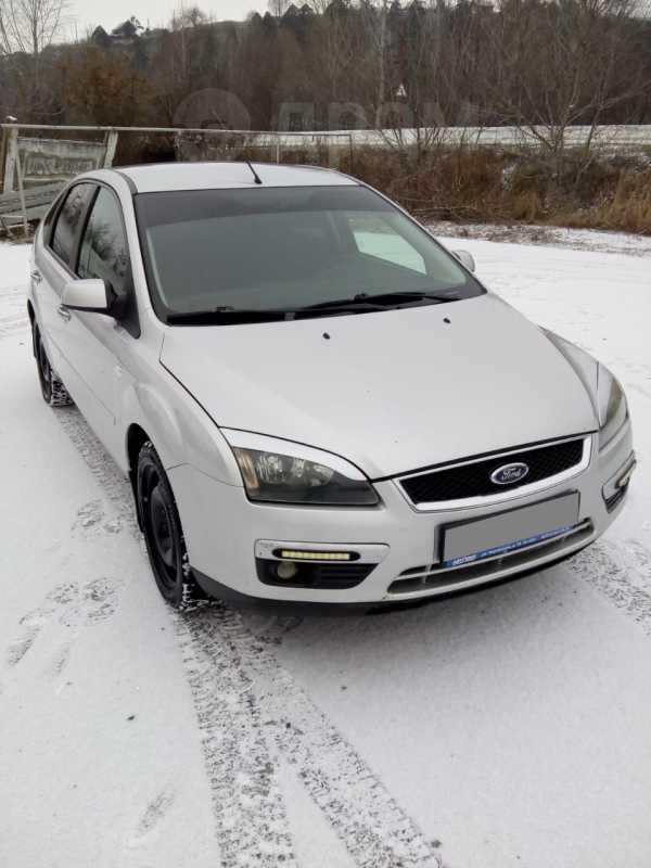 Ford Focus, 2007 год, 258 000 руб.