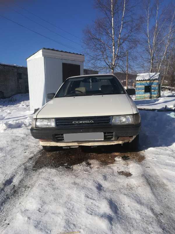 Toyota Corsa, 1989 год, 60 000 руб.