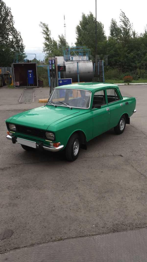 Москвич 2140, 1982 год, 60 000 руб.