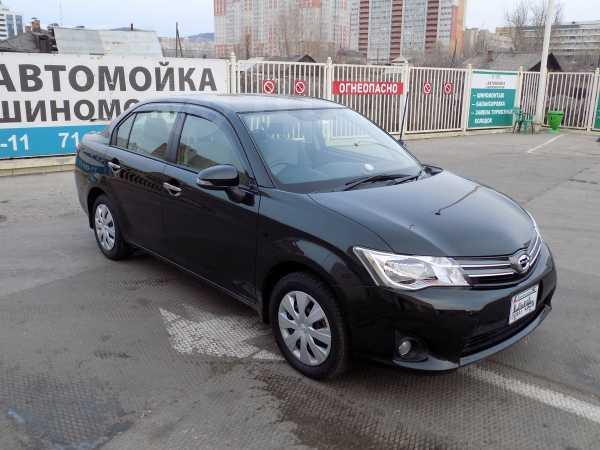 Toyota Corolla Axio, 2014 год, 727 000 руб.