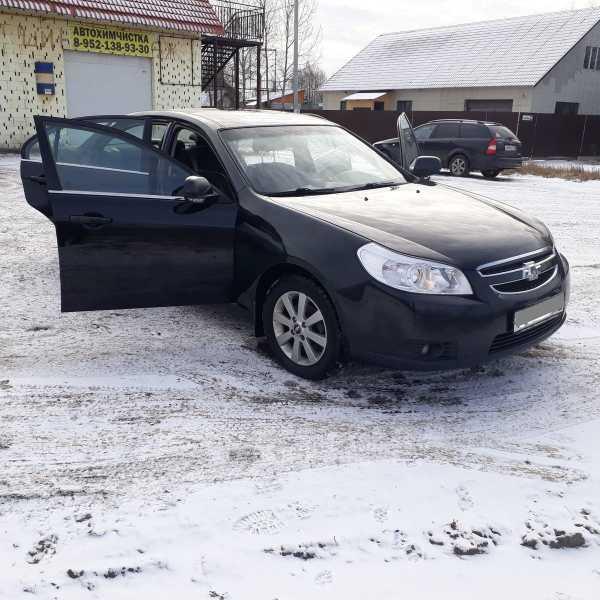 Chevrolet Epica, 2012 год, 505 000 руб.